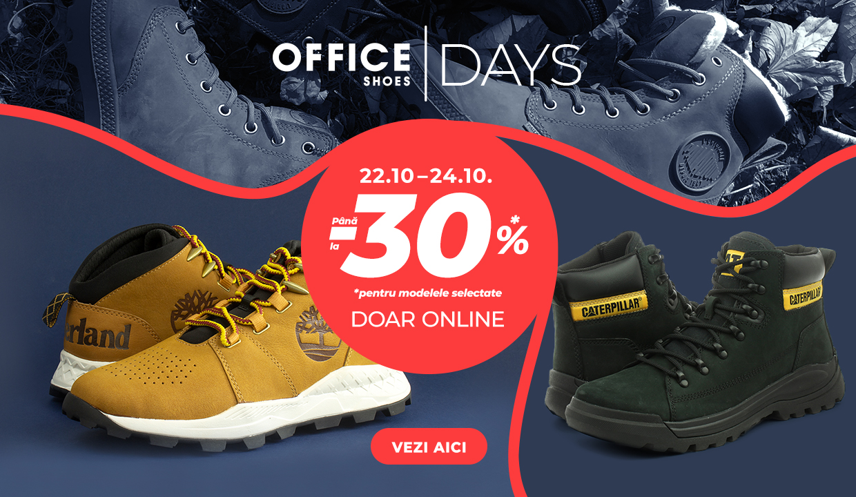 Office Days Online Promotion 2019 Fall/Winter
