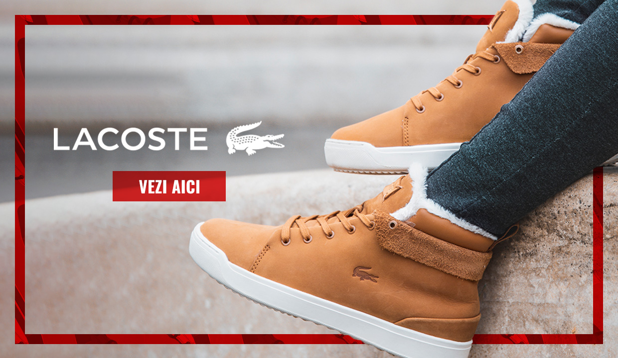 Lacoste Final Sale 2019 Collection