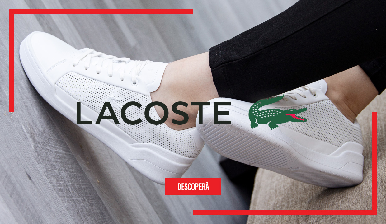 Lacoste Spring/Summer 2020