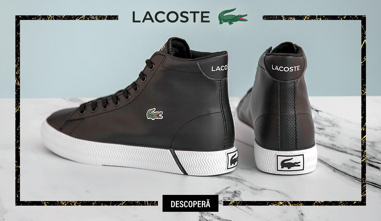 Lacoste Fall/Winter 2020