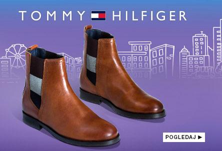 TOMMY HILFIGER ženska obuća jesen zima 2017 Office shoes Srbija