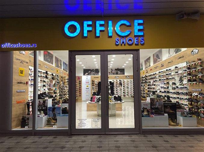 Aviv Park Office Shoes Pančevo Miloša Obrenovića 12 Srbija