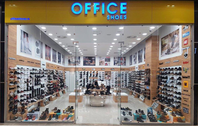 Office shoes PROMENADA Bulevar Oslobođenja 119 NOVI SAD