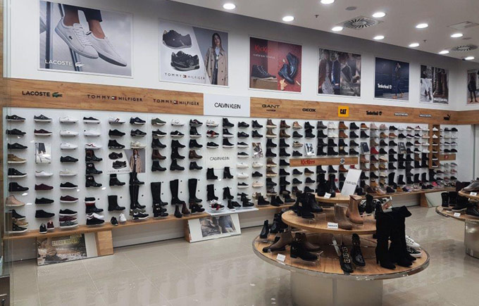 PROMENADA NOVI SAD Office shoes Bulevar Oslobođenja 119