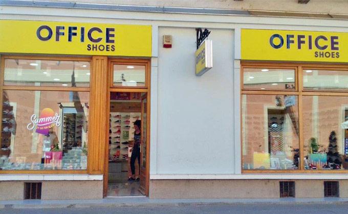 OFFICE SHOES SOMBOR prodavnica Laze Kostića 1 Sombor Vojvodina Srbija