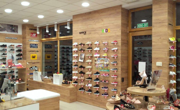 Sombor Office shoes prodavnica obuće u Laze Kostića 1 Spring Summer 2018 Srbija