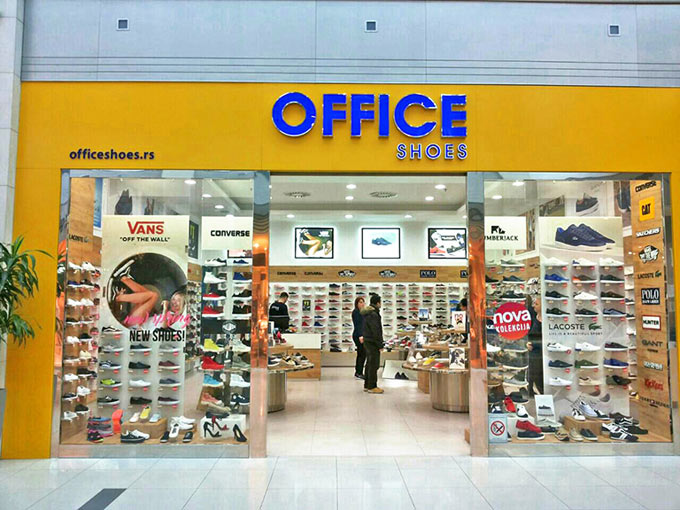 Office Shoes Delta Beograd