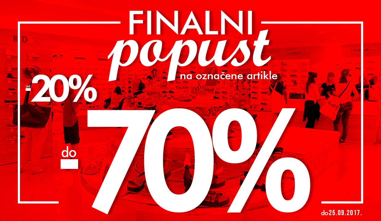 FINALNI LETNJI POPUSTI  do -70%  OFFICE SHOES Srbija