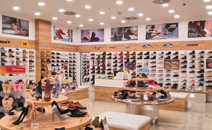 Office shoes Big Fashion store Višnjička 84 Beograd
