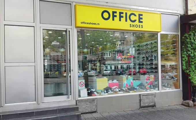 Office shoes- BULEVAR KRALJA ALEKSANDRA BEOGRAD