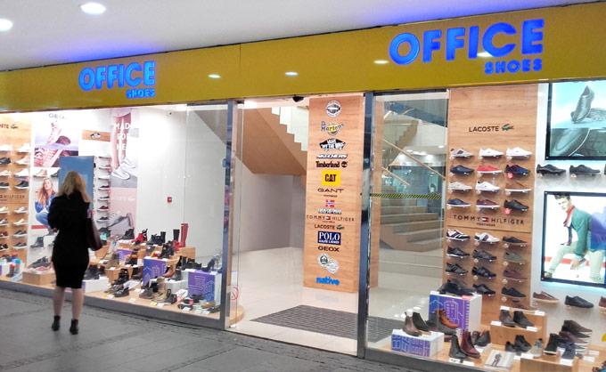 Office shoes KNEZ Beograd Knez Mihajlova 1-3