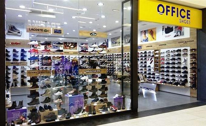 Merkator Centar Office shoes Novi Beograd
