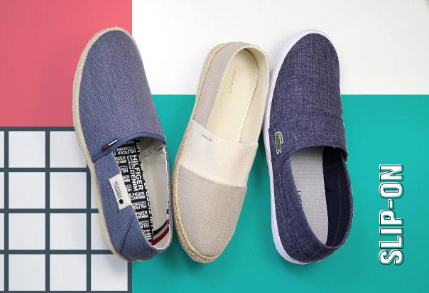 SLIP-ON obuća u Office shoes Crna gora nova kolekcija Proleće Ljeto 2017