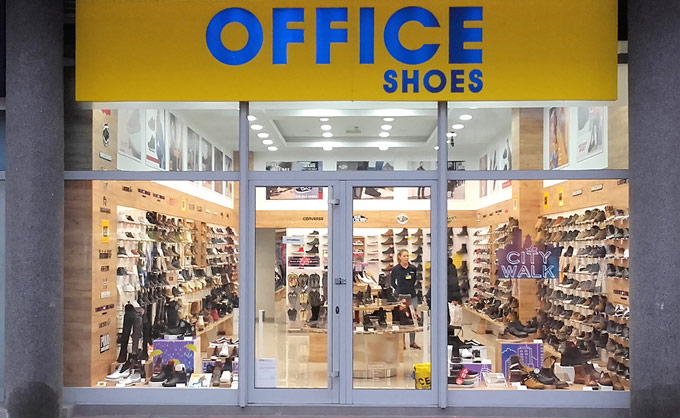 KRALJEVO Office shoes store Trg Srpskih Ratnika