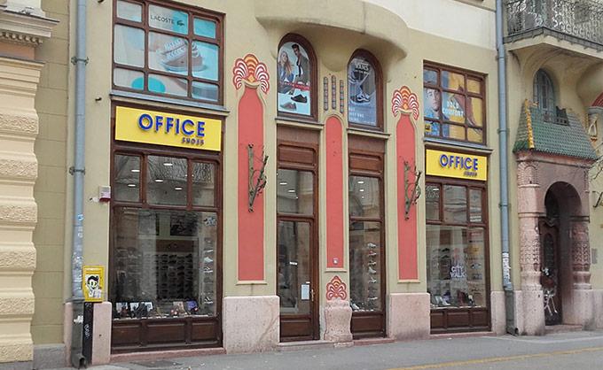 Office shoes Subotica centar prodavnica korzo 4
