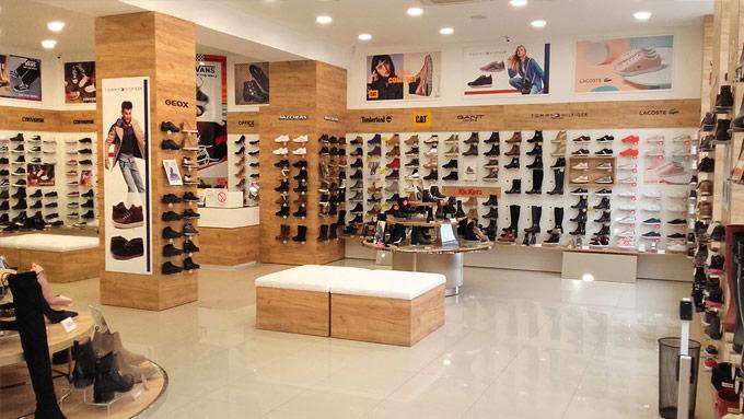 Prodavnica Office shoes Korzo 4 Subotica Centar