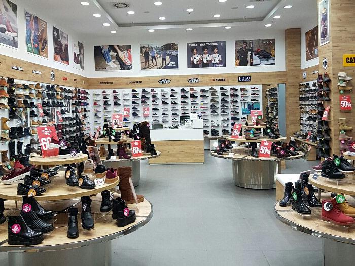 Shopping centar PLAZA Kragujevac Office shoes Srbija