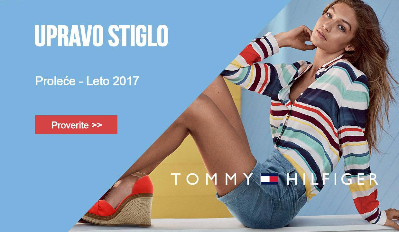 UPRAVO STIGLO Tommy Hilfiger Office shoes Srbija Prolece leto 2017