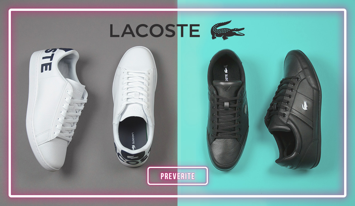 Lacoste 2020 Spring/Summer Collection