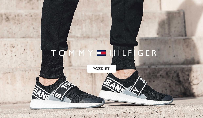 cd1e5a2bf9b0 Topánky  Tommy Hilfiger