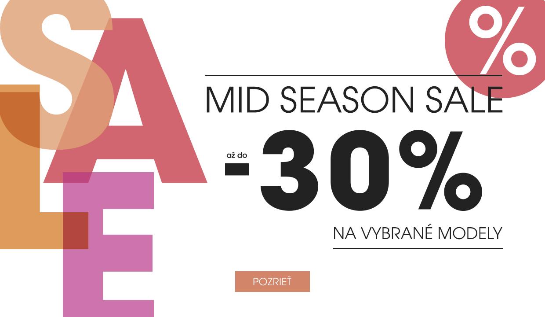 Mid season sale 2019