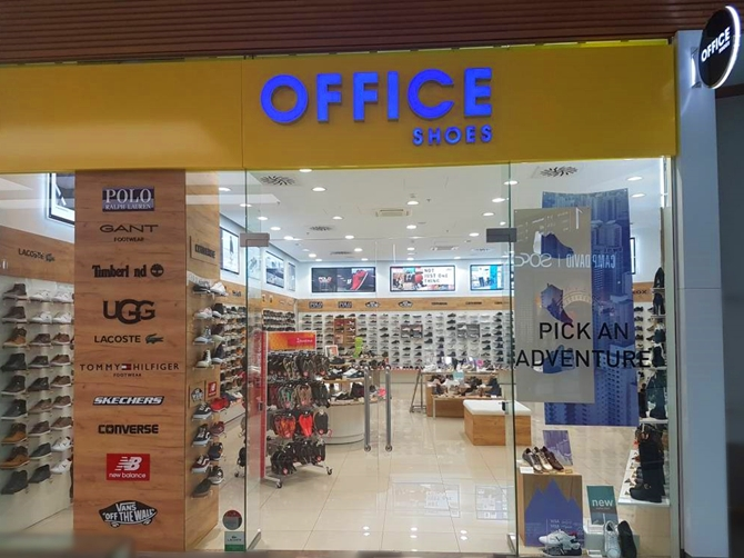 Office Shoes - OC Aupark Bratislava