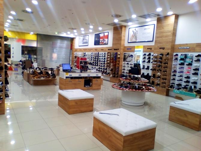 Office Shoes - OC Eurovea Bratislava