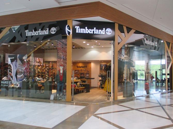 Timberland - OC Aupark Bratislava