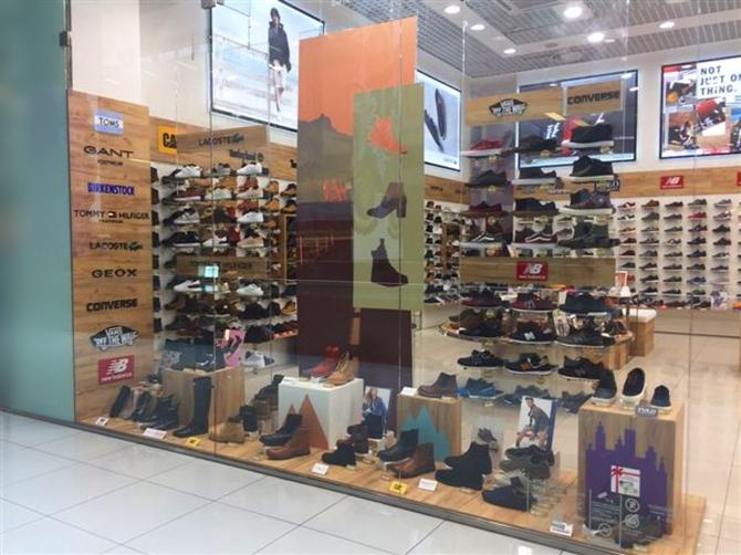 Office Shoes - OC Mlyny Nitra